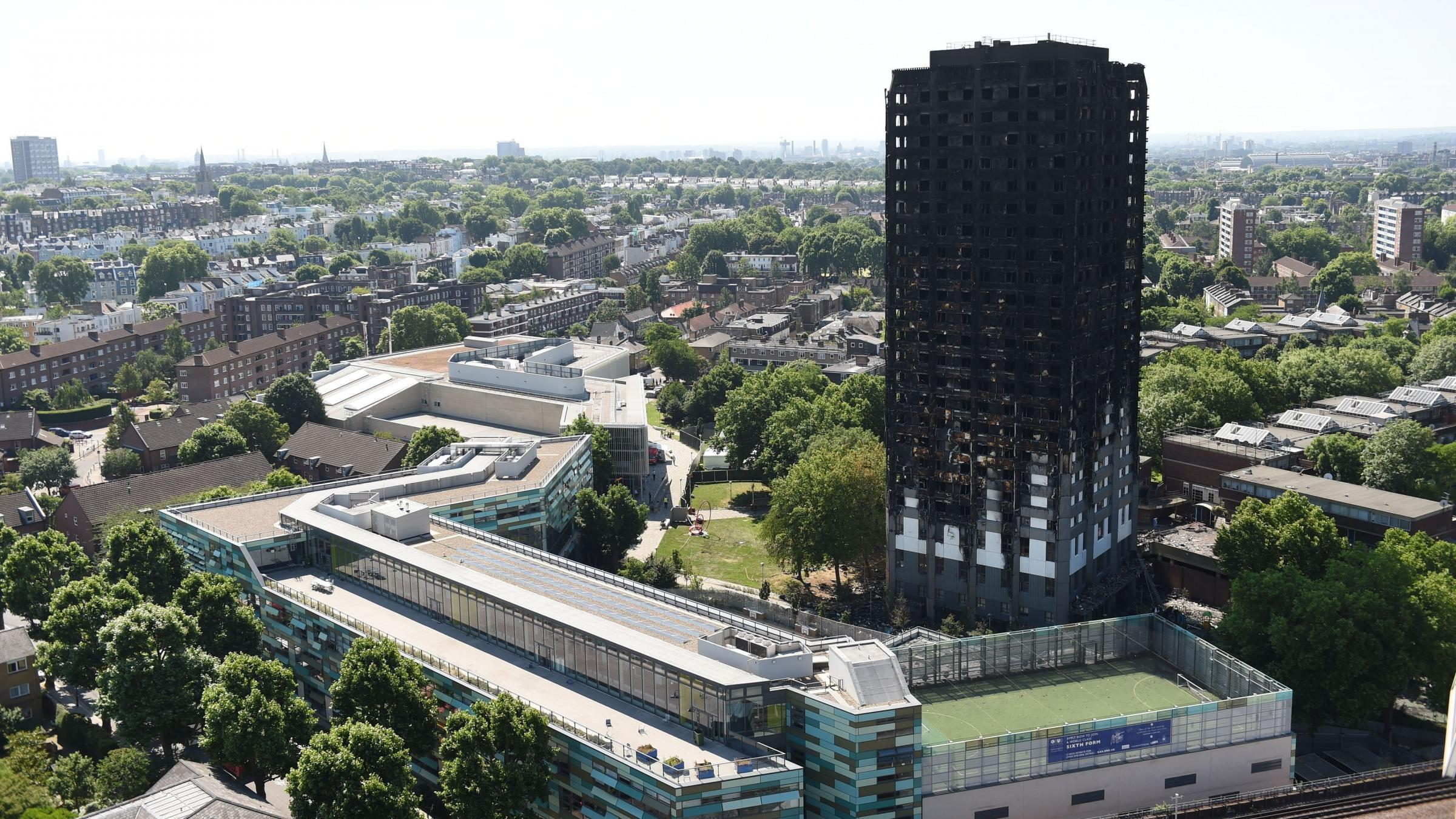 Grenfell Tower recovery efforts ongoing with death toll expected to rise steeply